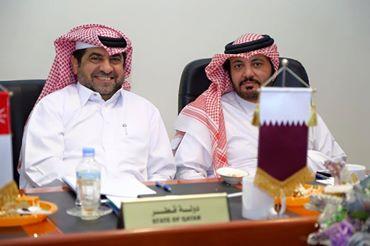 تكليف كوادر اللجنة البارالمبية القطرية ضمن الاتحاد البارالمبي لمنطقة غرب آسيا