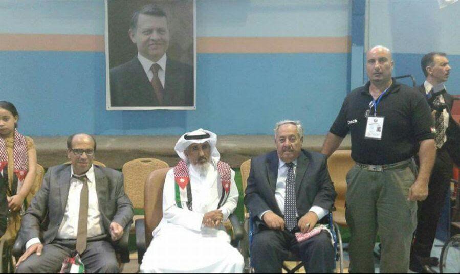بطولة أندية غرب آسيا الأولى للكرة الطائرة من الجلوس - الأردن 2016