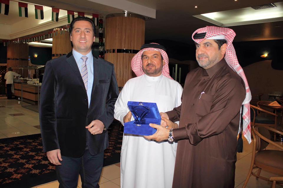 اجتماع المكتب التنفيذي 2015 - الامارات الشارقة