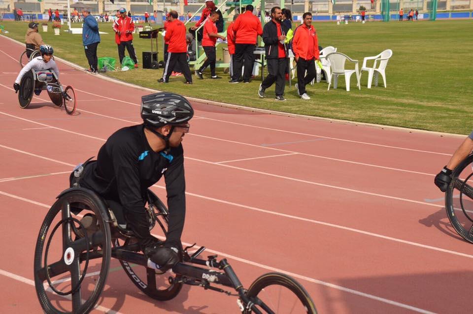 دورة ألعاب غرب اسيا البارالمبية الأولى خورفكان 2017