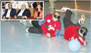 بطولة غرب آسيا لكرة الهدف للمكفوفين - الأردن 2009