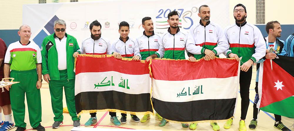المنتخب العراقي لكرة الهدف