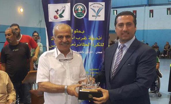 نادي مكة المكرمة بطلاً لأندية غرب آسيا الثانية للكرة الطائرة من الجلوس - عمان 2017 ونادي المستقبل الفلسطيني وصيفاً