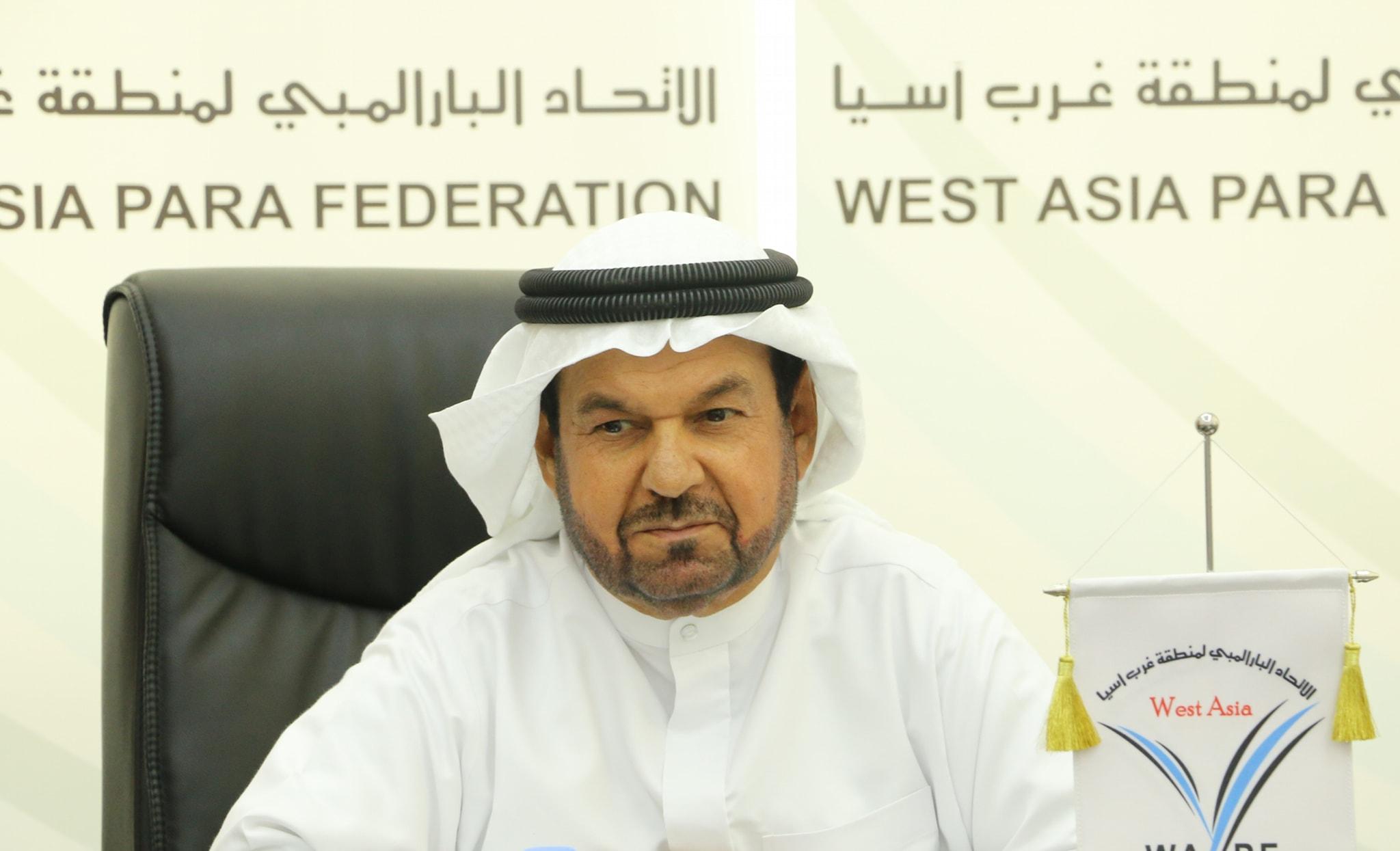 اتحاد غرب آسيا يستقبل ممثلي دول المنطقة المشاركون في الشارقة