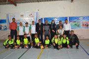 بدعم من صندوق التضامن لغرب آسيا ، اللجنة البارالمبية اليمنية تنظّم دورة تدريبية بالكرة الطائرة وكرة الهدف.