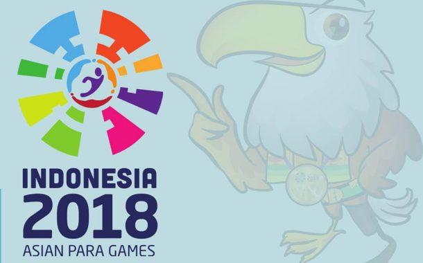 إحصائيات نتائج مشاركة دول غرب آسيا في دورة الألعاب الآسيوية البارالمبية جاكرتا 2018