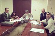 لجنة المتابعة لدورة العاب غرب آسيا البارالمبية تطلع على اخر التحضيرات