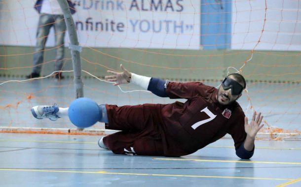 نتائج كرة الهدف لدورة ألعاب غرب آسيا البارالمبية الثانية عمان 2019