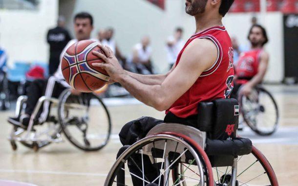 نتائج كرة السلة على الكراسي لدورة ألعاب غرب آسيا البارالمبية الثانية عمان 2019